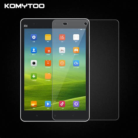 Tempered Glass Xiaomi Mipad 9h 0 3mm explosion proof toughened tempered glass for