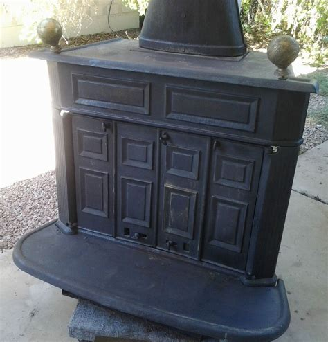 Chiminea Home Depot Cast Iron Wood Stove Fireplace Fireplaces