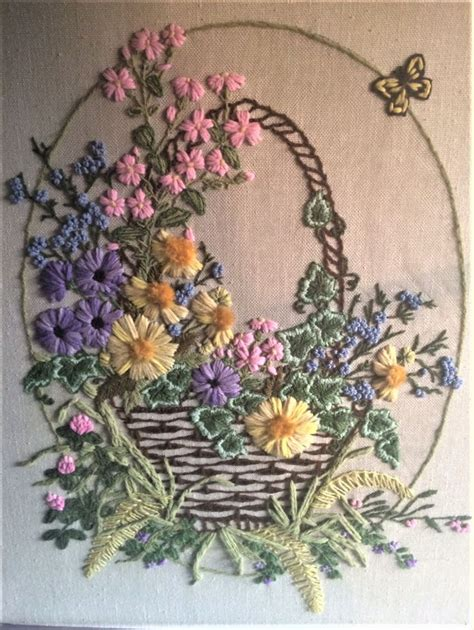 Embroidery Handmade - 13721 best embroidery images on needlework
