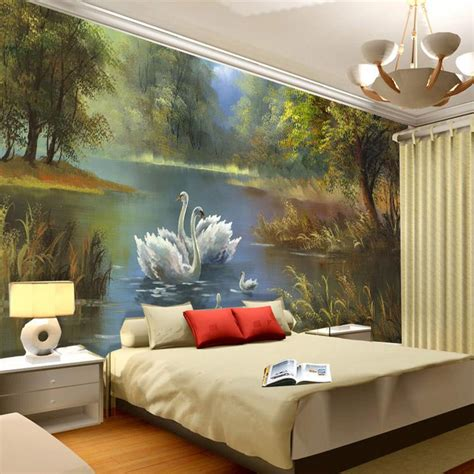 Interior Wall Murals latest interior decor 3d wall art designs 2017