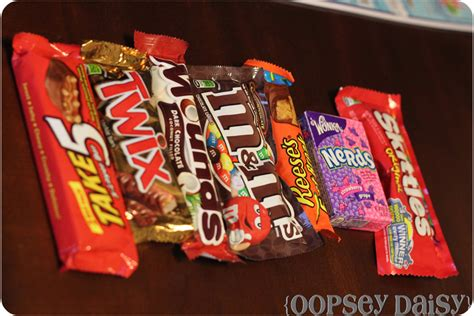 7 Of My Favorite Candybars by Bar Notes Easy Peasy Valentines Oopsey