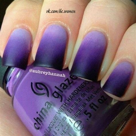 matte purple nail purple matte nails matte nails and