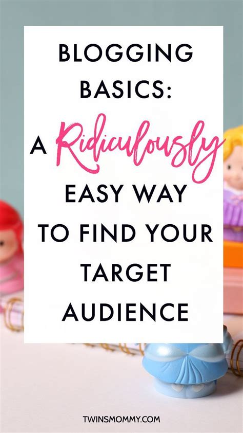 4 easy ways to find blogging basics a ridiculously simple way to find your