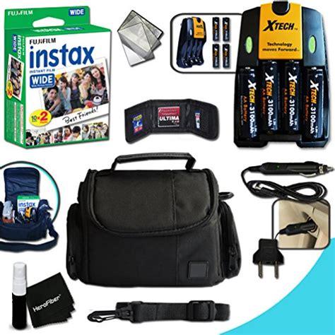 fujifilm instax wide 210 set complete accessories kit for fujifilm instax wide instax