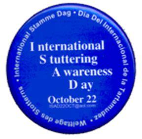 basic research stuttering foundation a nonprofit international stuttering awareness day stuttering