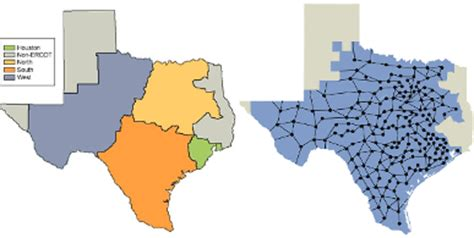 texas electric grid map how will texas quot nodal quot power grid affect your bill electric choice