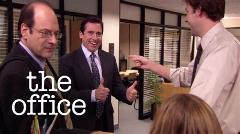 The Office And by Ayyy How To Swerve The Phone Salesmen The Office Us