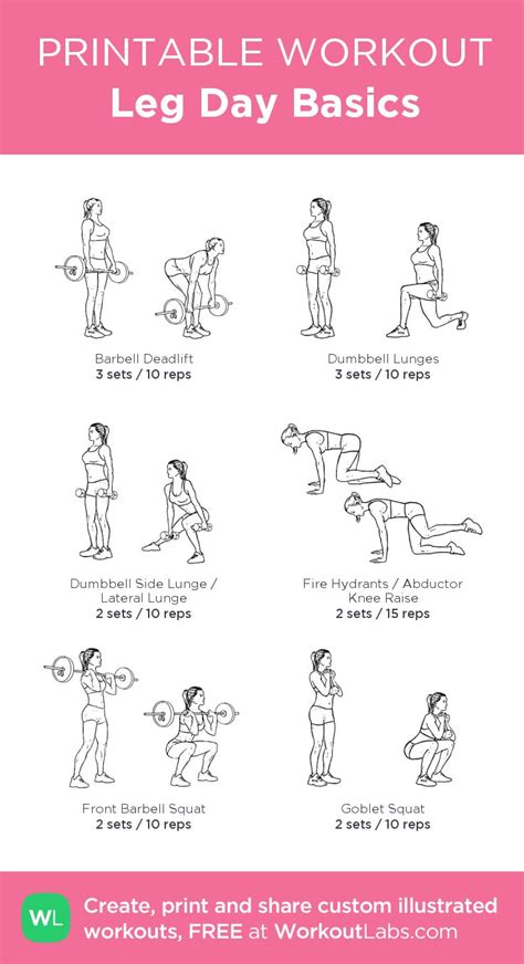 printable workout instructions 112 best images about workout lab on pinterest tone up