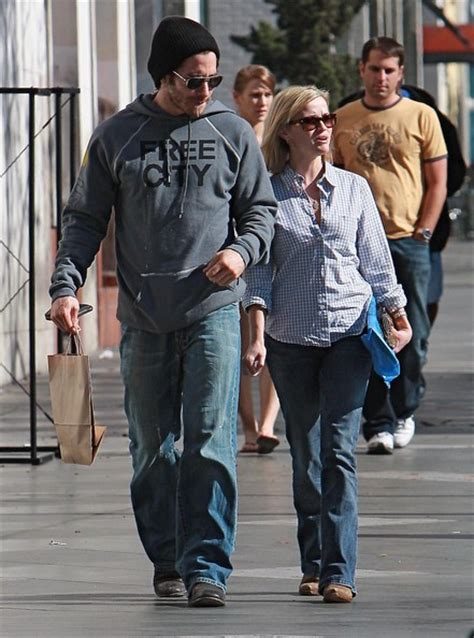 The Scoop On Reese And Jake by Jake Gyllenhaal In Reese And Jake Step Out For Breakfast 2