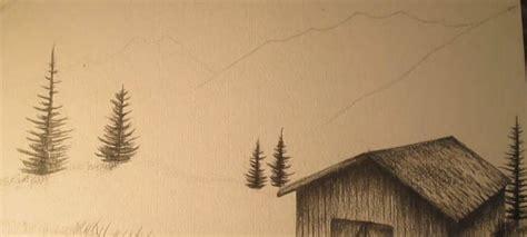 imagenes no realistas faciles de dibujar c 243 mo aprender a dibujar paisajes paso a paso videos