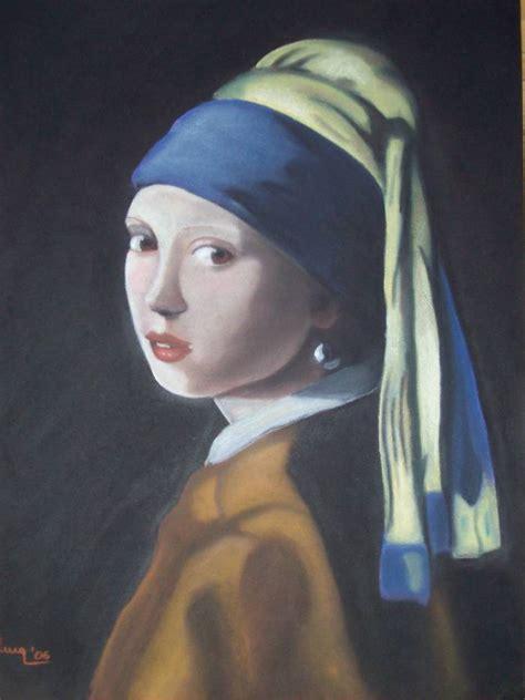 comprar cuadro la joven de la perla cuadros la joven de la perla vermeer miuka art artelista com
