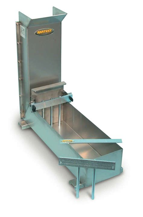 l in a box testing fresh self compacting concrete determination of