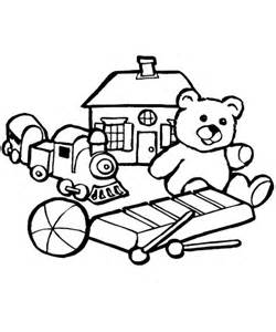 toys coloring pages colouring kids