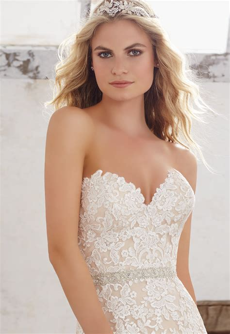 How To Find On The Net Beaded Net Belt Style 11251 Morilee