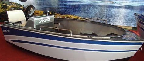 aluminium boot werft aluminium boot viking 330 e elektro werft in polen