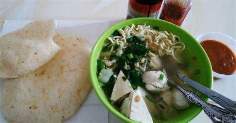resep kwetiaw sagu mie sagu enak  sederhana cookpad