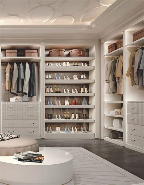 walk  closet ideas ellipse  francesco pasi archi