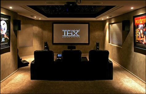 Design Your Own Home Theater Room 15 Awesome Basement Home Theater Cinema Room Ideas