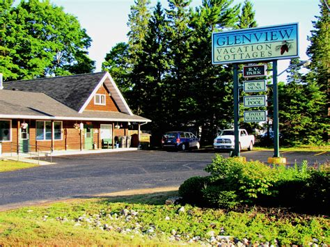 Glenview Cottages by Contact Us Glenview Cottages Cground Sault Ste On