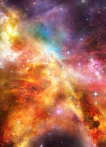 colorful universe beautiful color colorful galaxy nebula image 363951