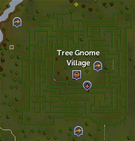 tree gnome village maze tree gnome village location runescape wiki fandom