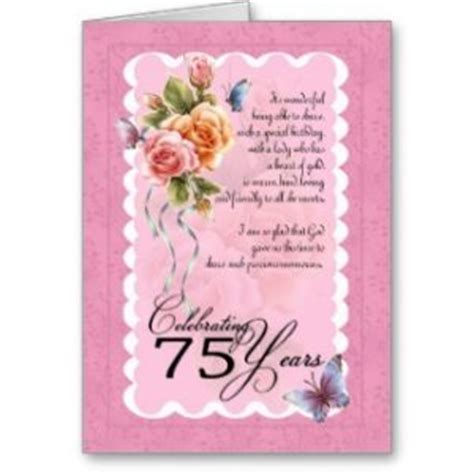 75th Birthday Quotes For 75th Birthday Wishes Greetings And Messages