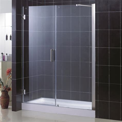 dreamline shower door installation dreamline frameless shower door image mag