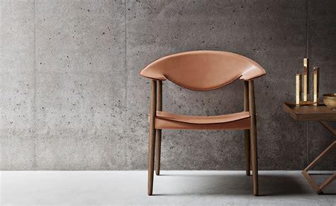 lm92 metropolitan leather back chair hivemodern