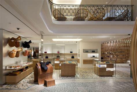 Vendome Chandelier Hermes Boutique By Rdai Paris 187 Retail Design Blog