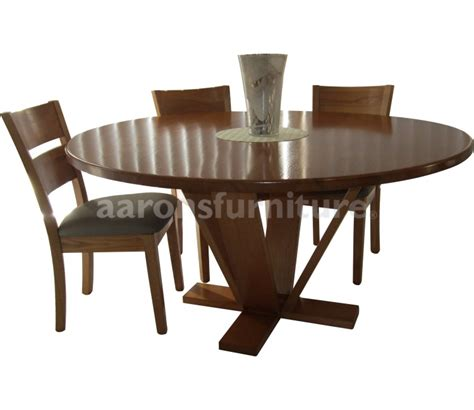 Aarons Furniture Dining Tables Aarons Furniture Dining Tables Benchwright Extending Table And Set Of 6 Aaron Chairs Medium
