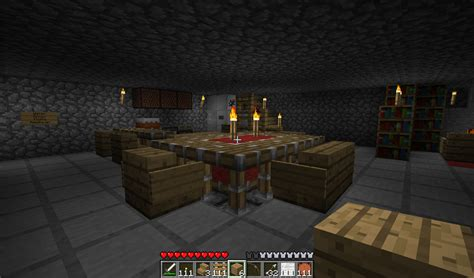 Dining Room Table Minecraft Minecraft Table Top Hd Wallpapers