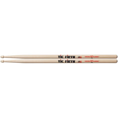 Usa Hickory 7a By Vic Firth vic firth american classic 7a 171 drumsticks