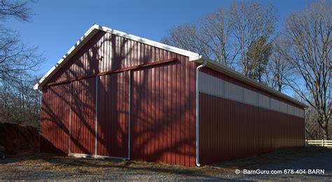 Steel Pole Barn Steel Buildings Metal Building Storage Pole Barns Html