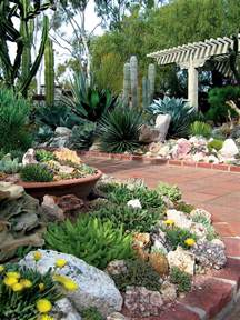Rock Garden Plan Succulent Rock Garden On