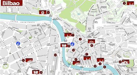 map of spain bilbao bilbao spain weepingredorger