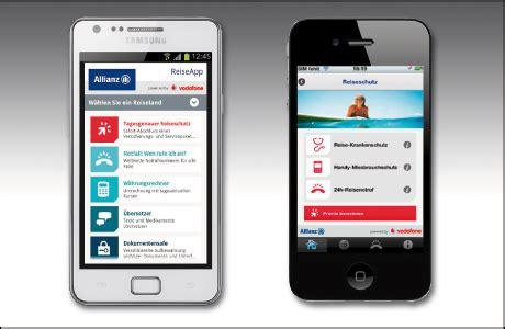 Motorrad Und Reisen App by Allianz Reiseversicherung Als Smartphone App Tourenfahrer