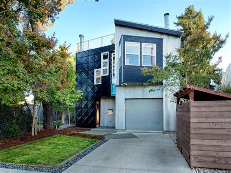 small modern house designs modern industrial home design