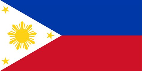 File Ph Flag 9 Rays Svg Wikimedia Commons Philippines National Flag Coloring