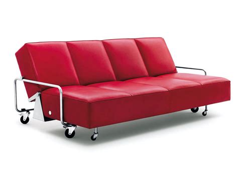 bed that reclines recliner sofa bed bed couch by wittmann design friedrich