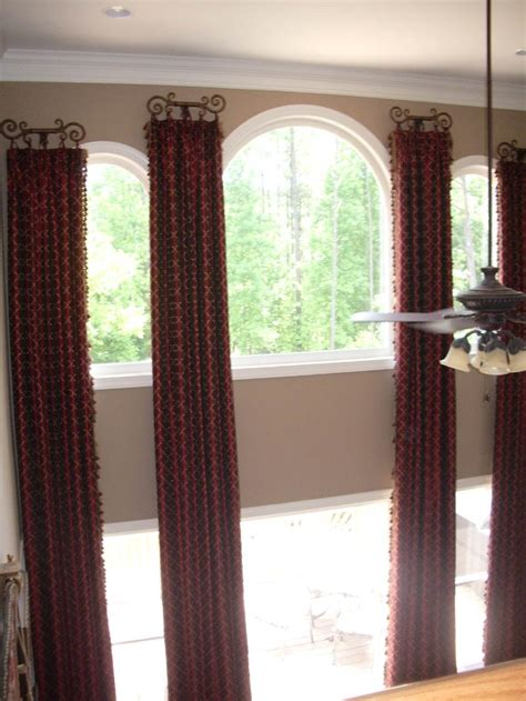 window treatments for double windows 102 best two story drapery ideas images on pinterest