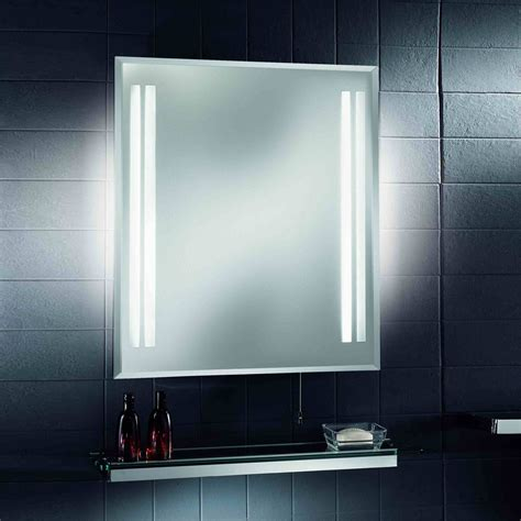 Light Bathroom Mirror Bathroom Mirrors With Lights Illuminated Bathroom Mirrors