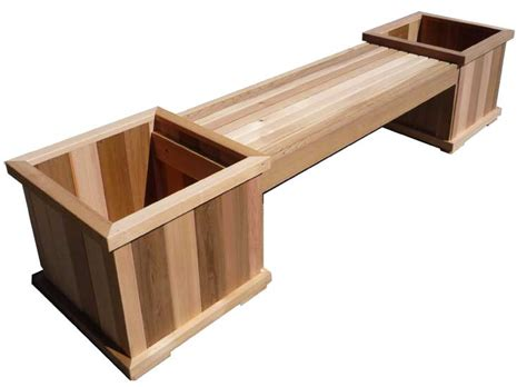 planter bench plans free bench planter box plans pdf woodworking