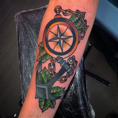 compass and anchor seattle compass