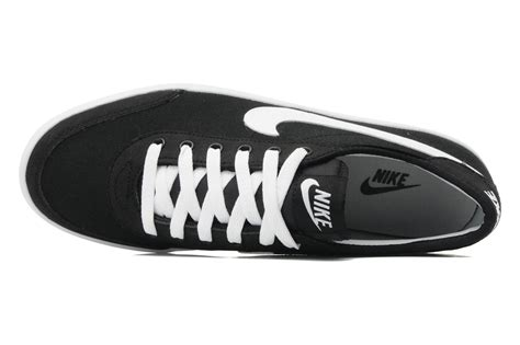 Nike Sweeper Text Grey White nike nike sweeper textile trainers in black at sarenza co uk 182164