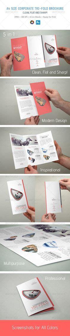 brochure templates kickass beautiful deca fold brochure design 4 20 simple yet