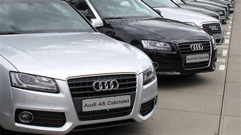 Autohändler Audi automarkt schrumpft im juli deutlich autohaus de