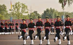 Defence Forces Of India Essay by Chindits Officers Academy Gaya Passing Out Parade