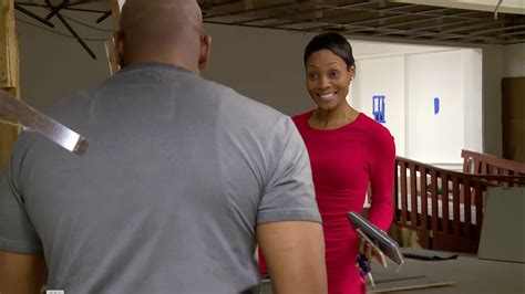 Heavy Flirting And The Season by Cutting It In The Atl Dedra Works It For Contractor