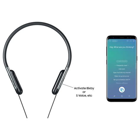 samsung level u flex bluetooth in ear headset black price specifications features sharaf dg