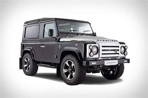 created to celebrate the history of the land rover